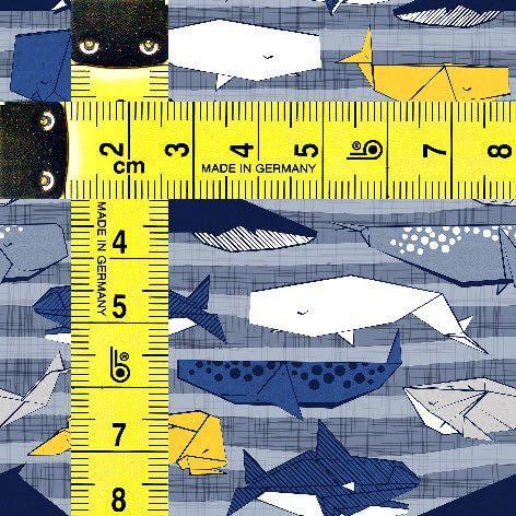 Origami Walvissen